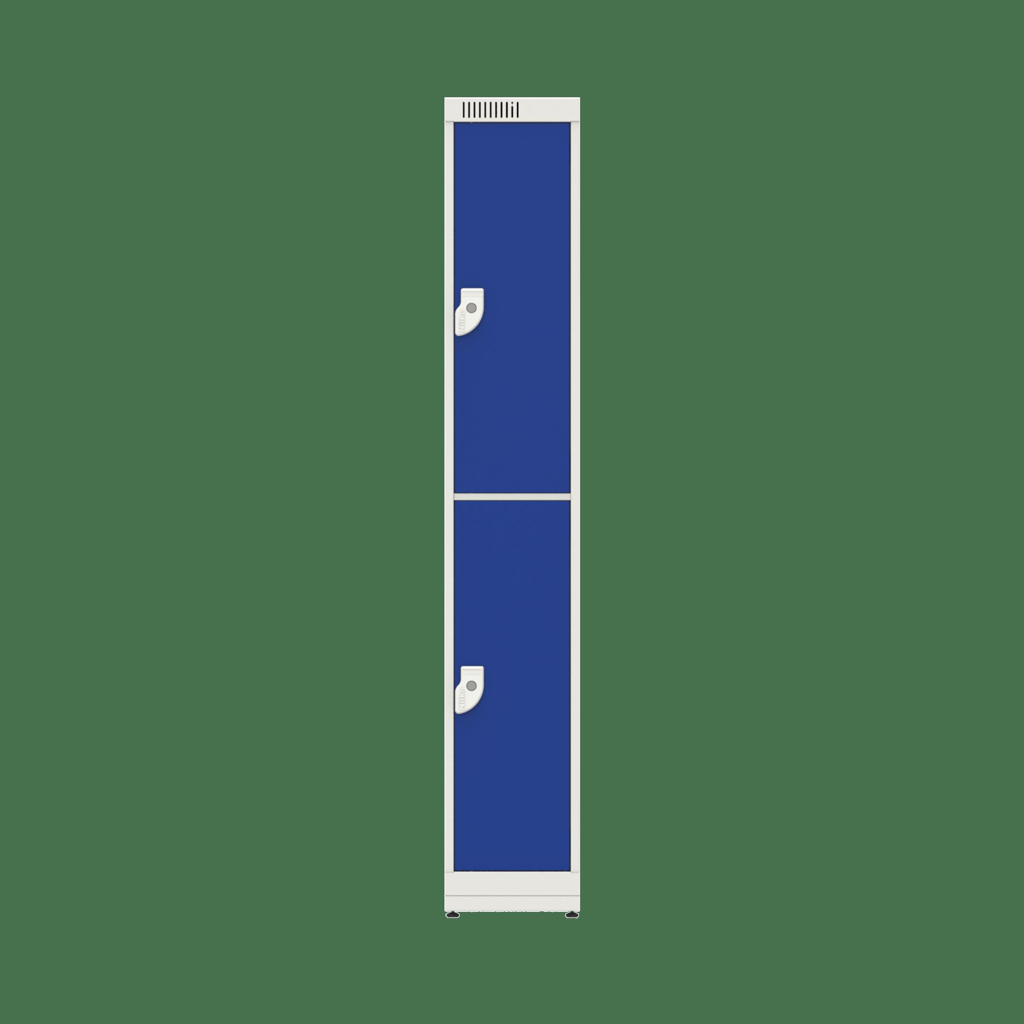 NK 1302 – GUARDA-VOLUMES DE AÇO 02 PORTAS