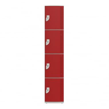 Armário Plástico Nilko - 4 portas