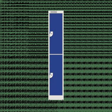 NK 1332 – GUARDA-VOLUMES DE AÇO 02 PORTAS