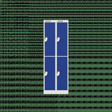 NK 2302 – GUARDA-VOLUMES DE AÇO 04 PORTAS