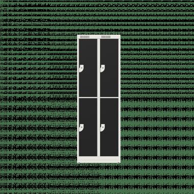 NK 2332 – GUARDA-VOLUMES DE AÇO 04 PORTAS