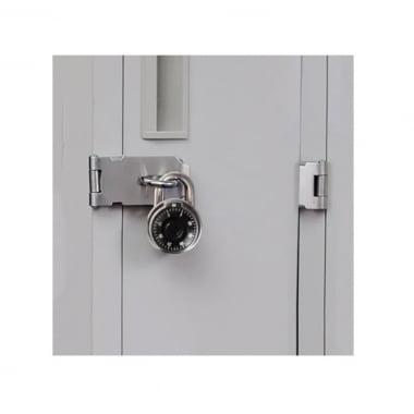 Master Lock Cadeado Com Combinação Segredo Numérico Pequeno
