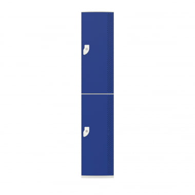 Armário Plástico - 2 portas - Linha de Módulos Duplos