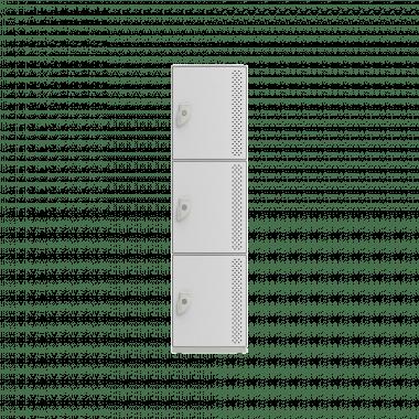 Armário Plástico Nilko - 3 portas