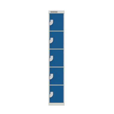 NK 1305 – GUARDA VOLUMES DE AÇO 5 PORTAS
