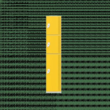 NK 1383 - ARMÁRIO PLÁSTICO 3 PORTAS - LINHA NR 24