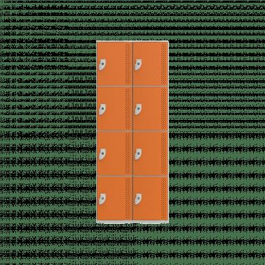 NK 2364 - ARMÁRIO DE PLÁSTICO 8 PORTAS
